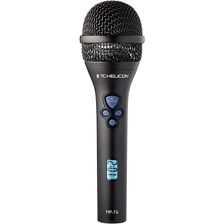 TC HeliconMP-76 with Advanced Mic Control
