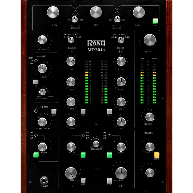 RaneMP2014 2-Channel Rotary DJ Mixer