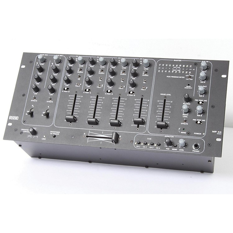 Rane MP44 DJ Club Mixer  886830143670