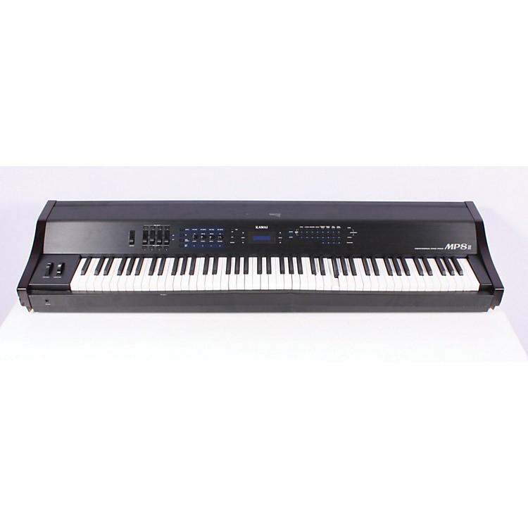 KawaiMP8II Professional Stage PianoBlack886830038471