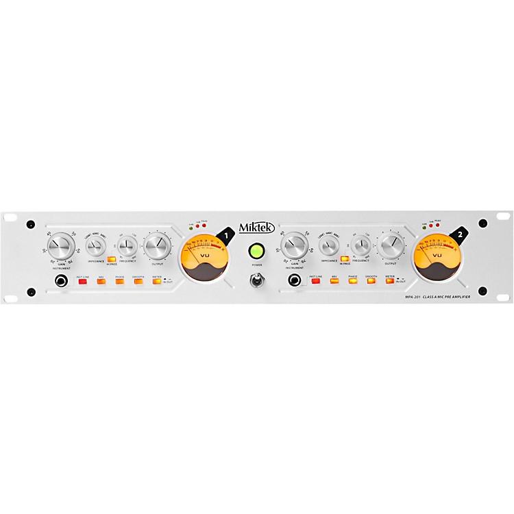 MiktekMPA-201 Dual Channel Class A Mic Preamplifier