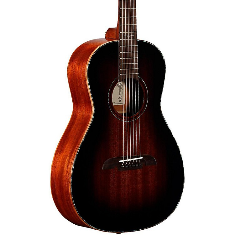 AlvarezMPA66 Masterworks Parlor Acoustic GuitarShadow Burst