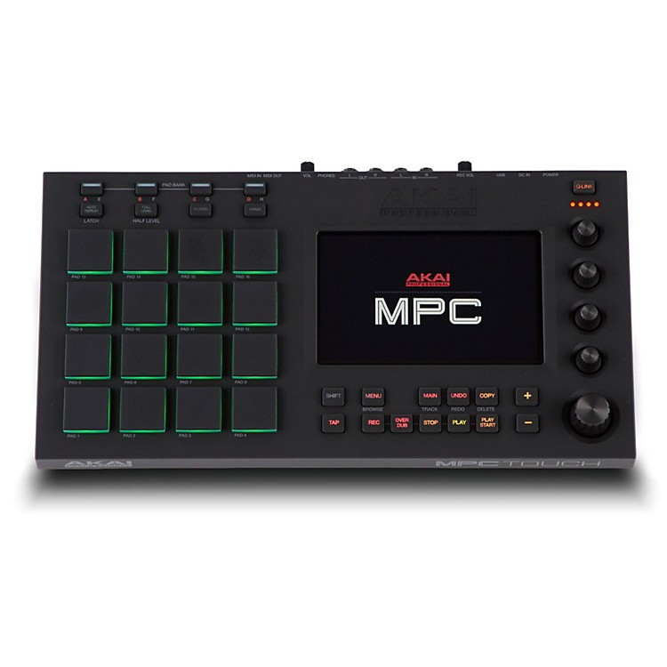 Akai ProfessionalMPC Touch Software Controller