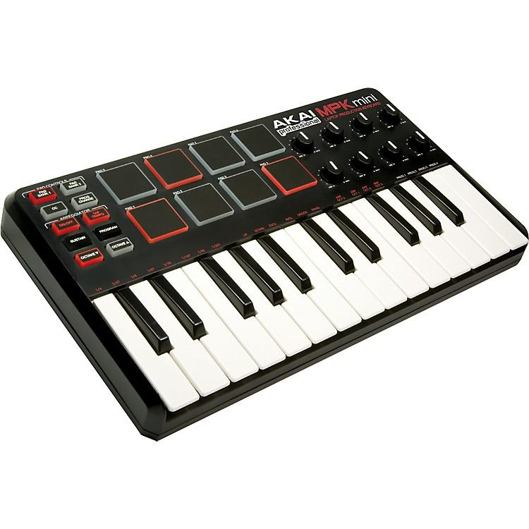 Akai ProfessionalMPK Mini Laptop Production KeyboardBlack