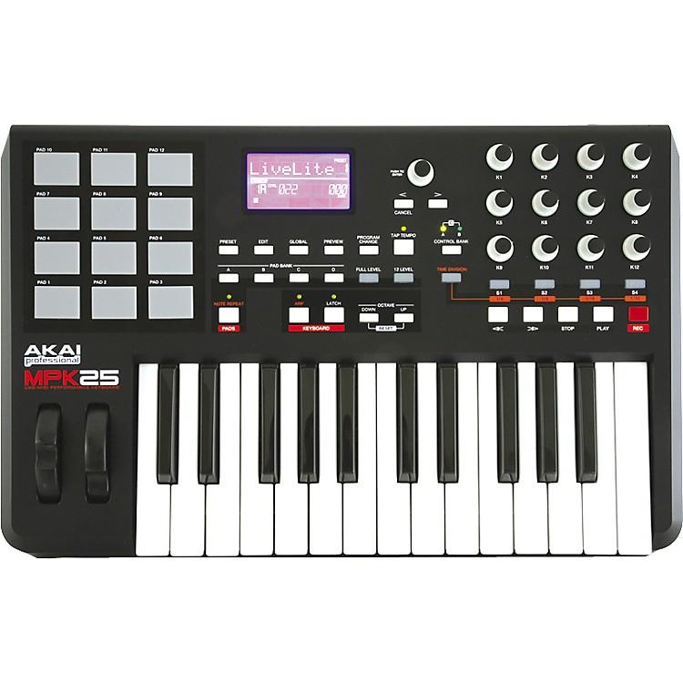 Akai ProfessionalMPK25 Keyboard USB MIDI Controller