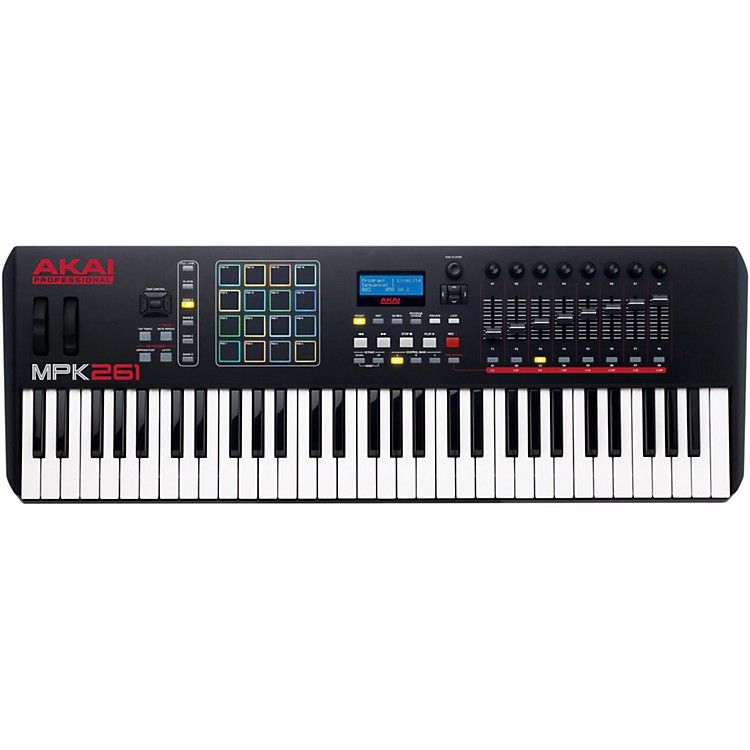 Akai ProfessionalMPK261  61-Key Controller