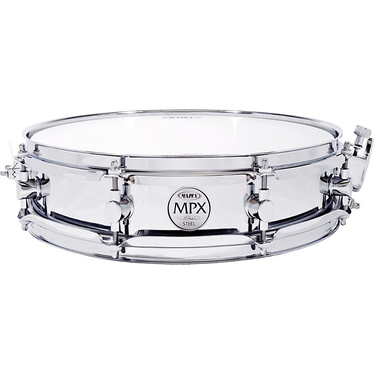 MapexMPX Steel Snare Drum