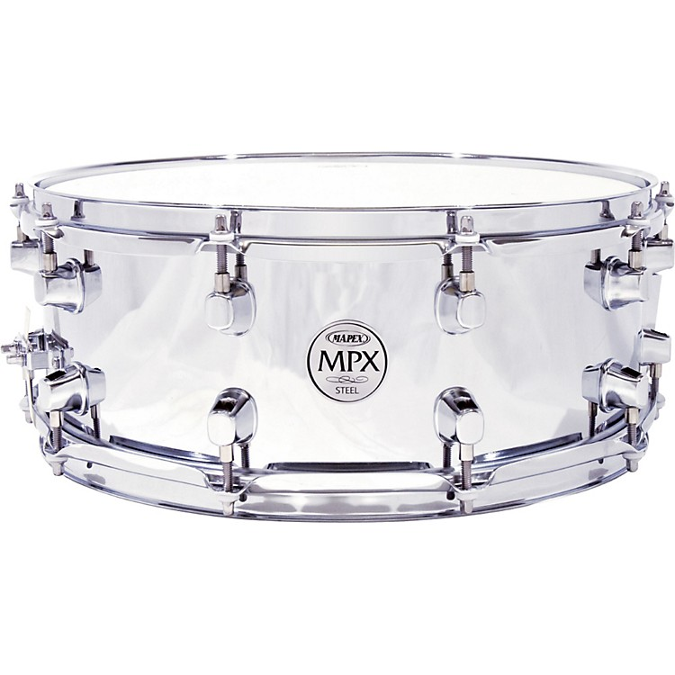 MapexMPX Steel Snare Drum14