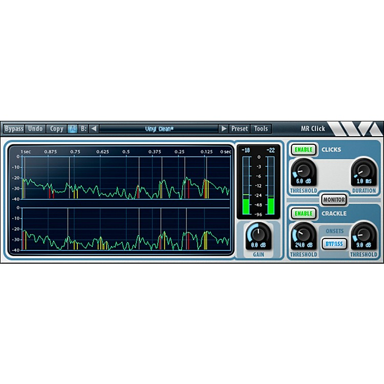 Wave ArtsMR Click - AAX Software DownloadSoftware Download