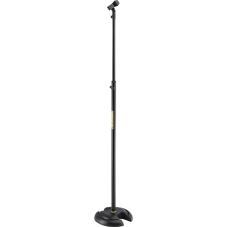 Hercules Stands MS205B EZ Glide Clutchless H Base Microphone Stand
