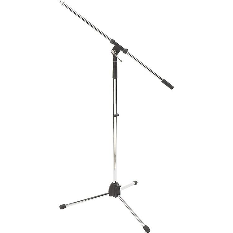 ProlineMS220 Tripod Boom Microphone StandChrome