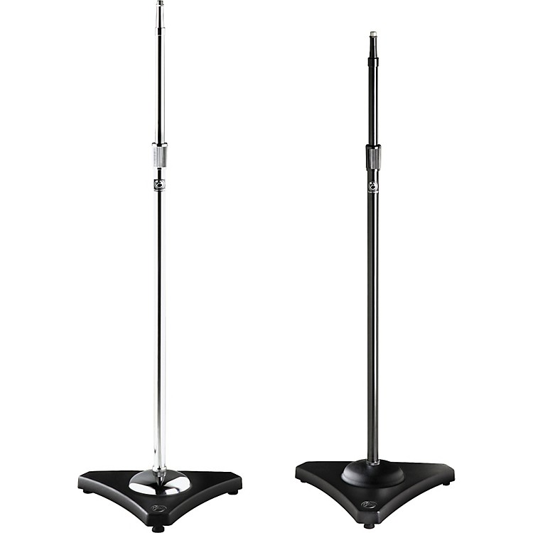 Atlas SoundMS25 Pro Mic Stand with Air SuspensionEbony