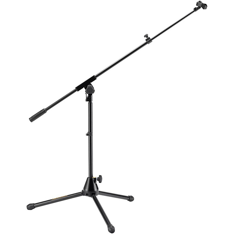Hercules StandsMS540B Low-Profile Tripod Microphone Boom Stand