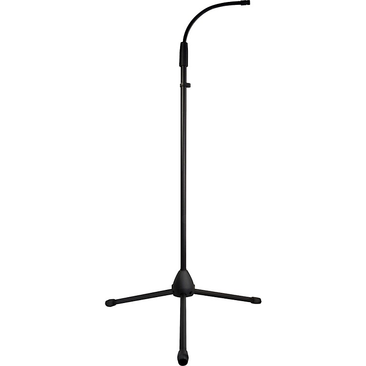 Nady MST-7G Microphone Stand with Tripod Base Gooseneck Black