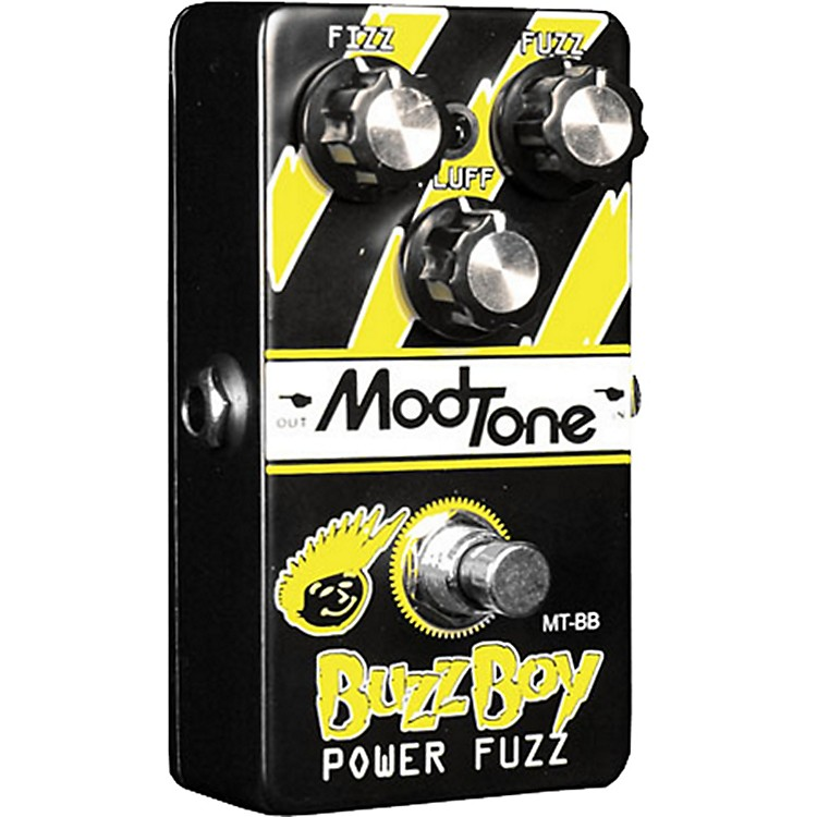 Modtone MT-BB Buzz Boy Power Fuzz Guitar Effects Pedal