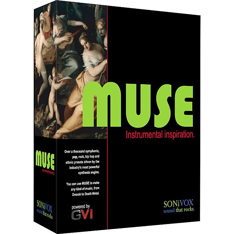 SonivoxMUSE Virtual Instrument Library