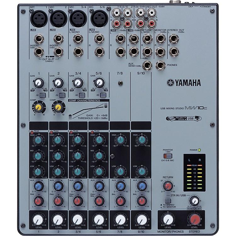 YamahaMW10C 10-Channel USB Mixer with Compression