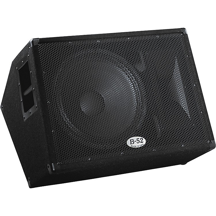 B-52MX-MN15 15 Inch Two Way Stage Monitor 300 Watts