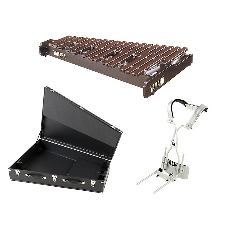 Yamaha MXL-32FWC  Multi-Application Xylophone with Carrier and Case
