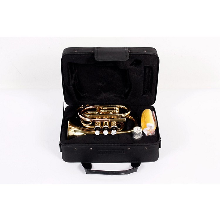 Allora MXPT-5801 Series Pocket Trumpet Lacquer 888365111278
