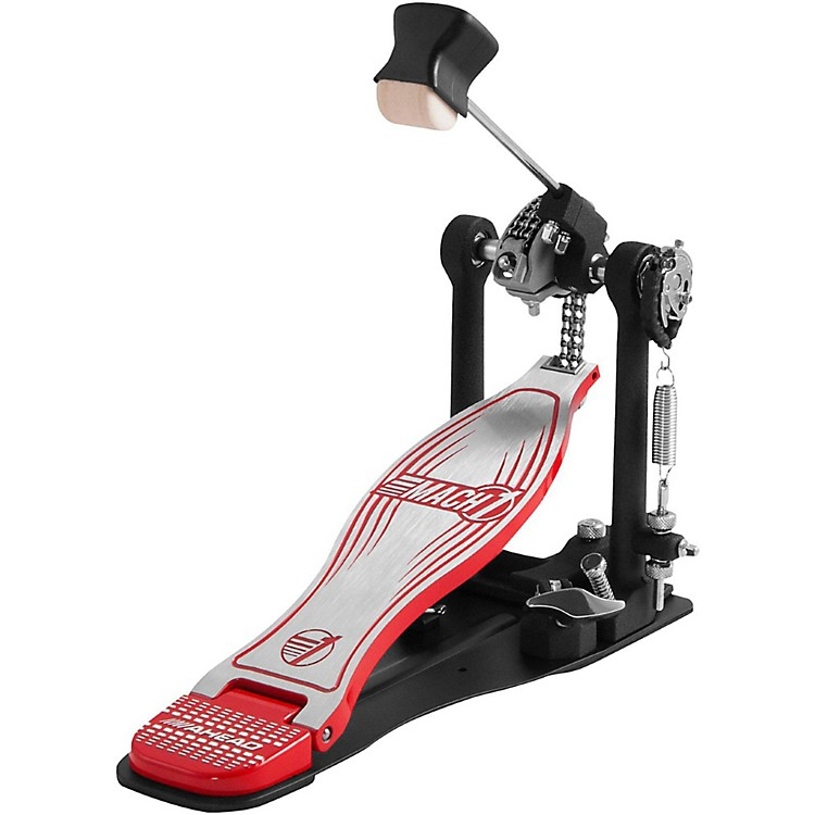 Ahead Mach 1 PRO Double Chain Single Pedal Quick Torque Cam