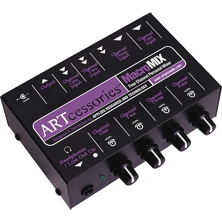 ART MacroMIX Mini Mixer
