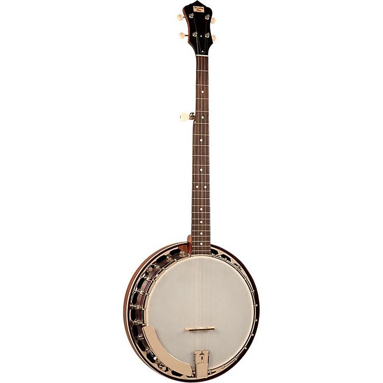 Recording KingMadison Rambler Resonator Banjo