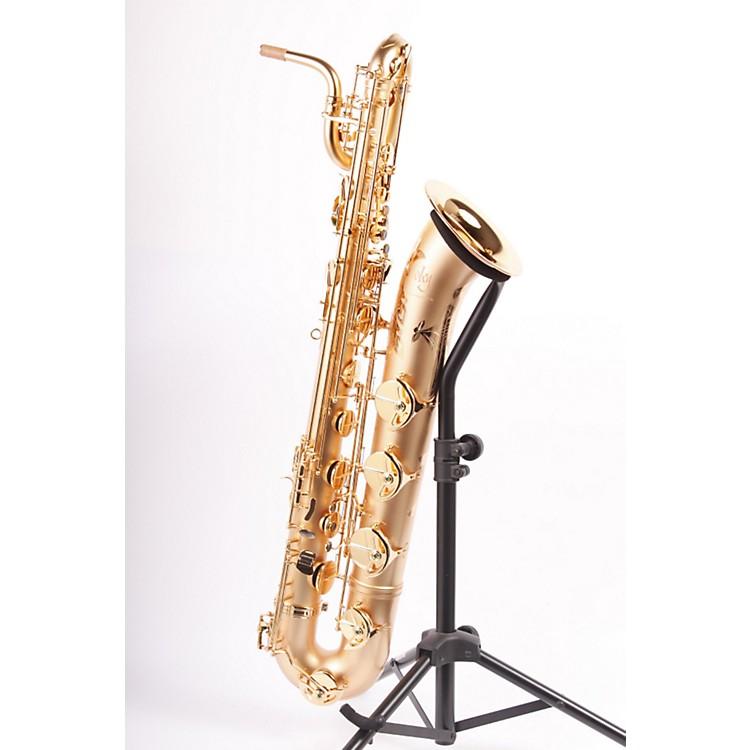 OlegMaestro Series Baritone SaxophoneMatte Vintage Gold Plated886830586316