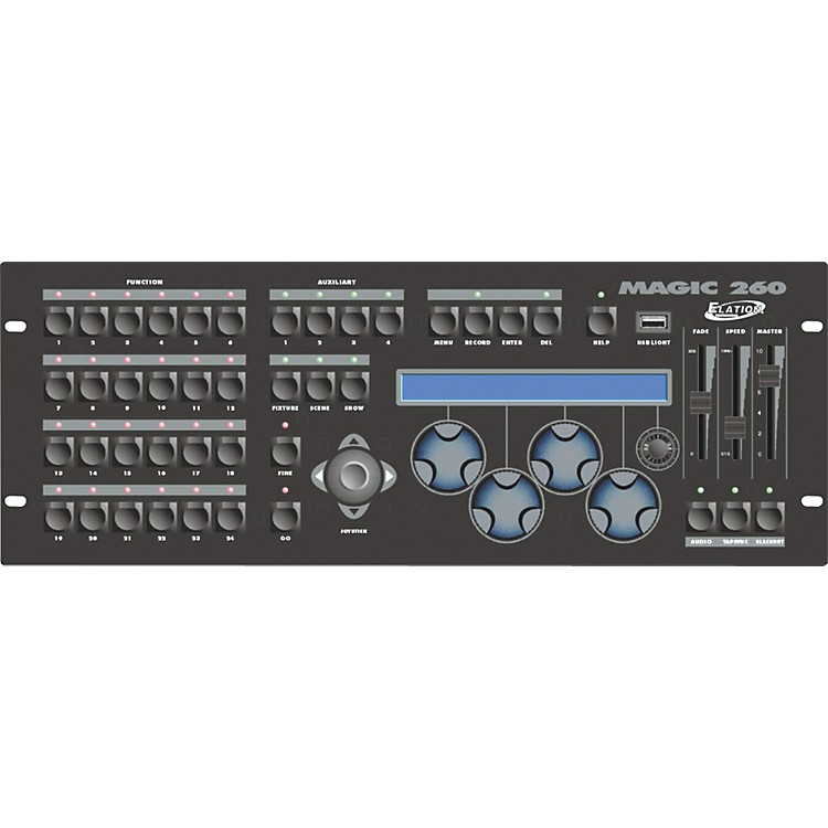 ElationMagic 260 - 260-Channel DMX Controller
