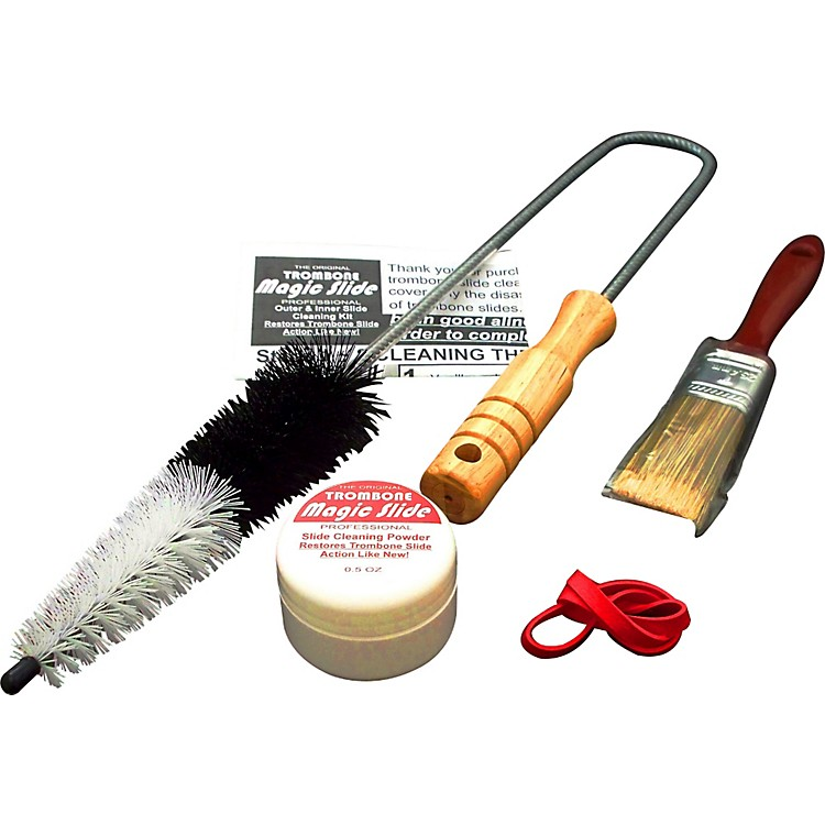 Magic Valve Magic Slide Trombone Slide Cleaning Kit