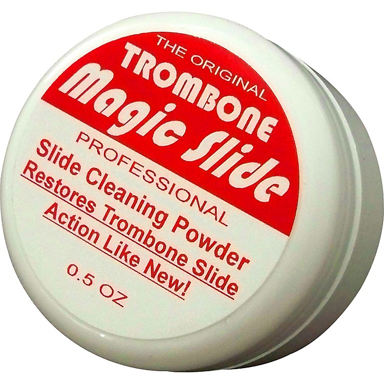 Magic Valve Magic Slide Trombone Slide Cleaning Powder 0.5 Oz