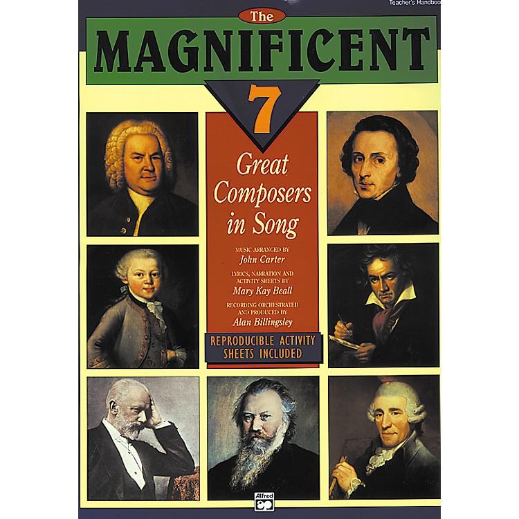 AlfredMagnificent Seven Program Book/CD