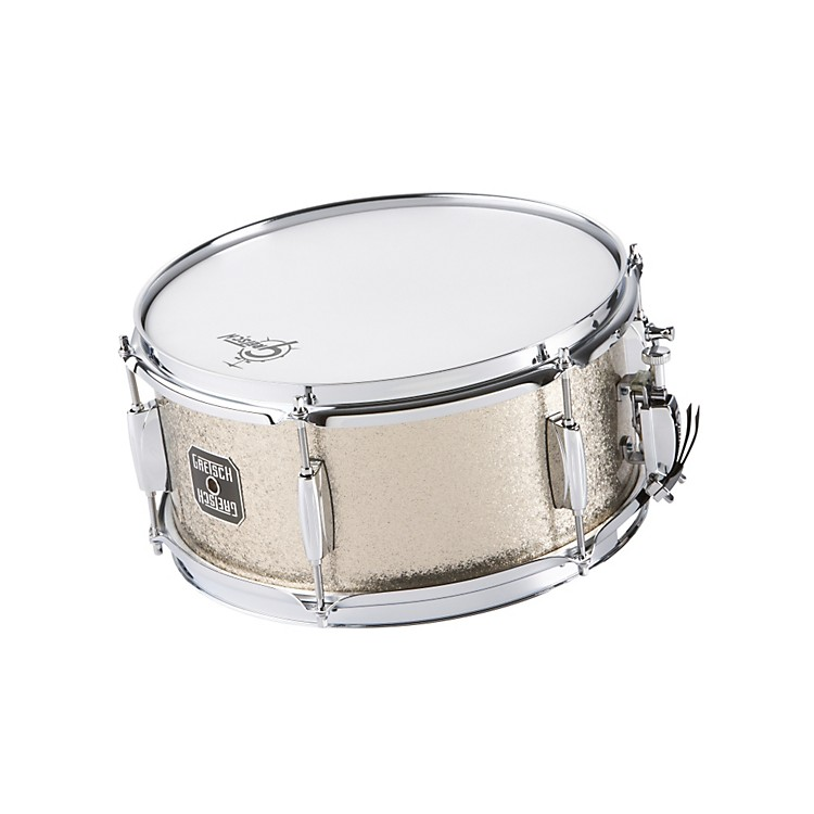 Gretsch Drums Mahogany Snare Drum Gold Foil 6x12