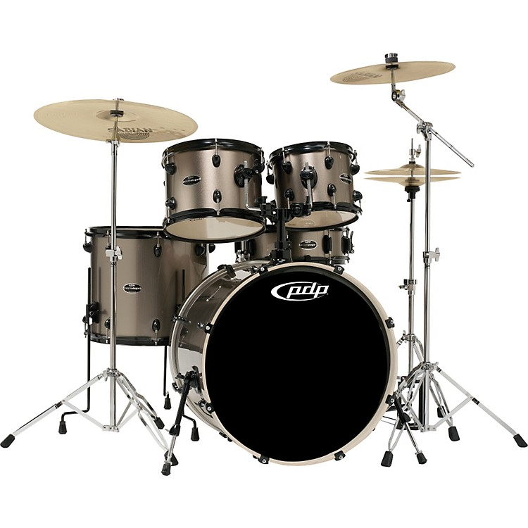 PDP Mainstage 5-piece Drum Set with Sabian Cymbals