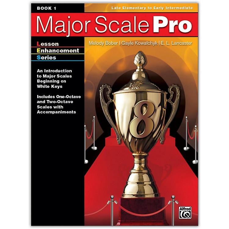 AlfredMajor Scale Pro, Book 1 Late Elementary / Early Intermediate