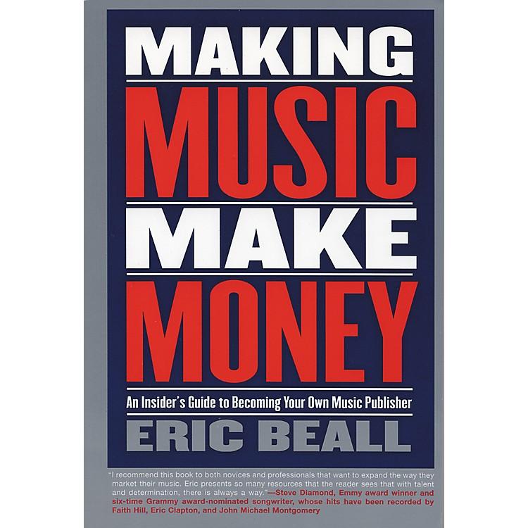 Berklee PressMaking Music Make Money Book