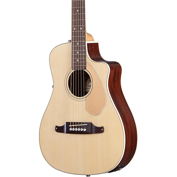 Fender Malibu CE Acoustic-Electric Guitar