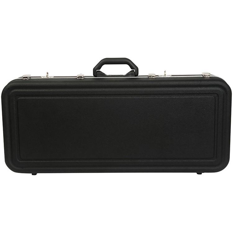 Hiscox CasesMandolin Case Black Shell/Silver Int