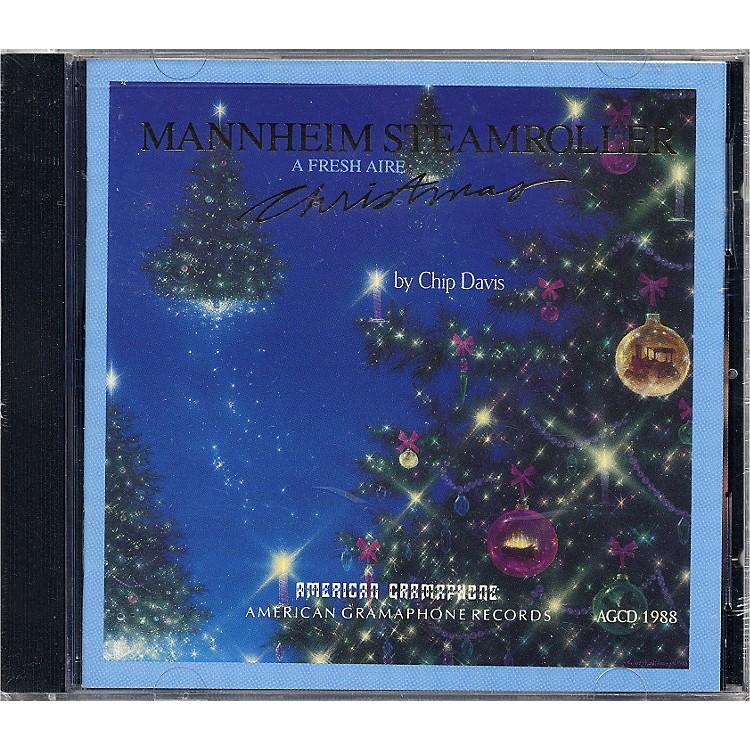 Hal LeonardMannheim Steamroller - A Fresh Aire Christmas CD