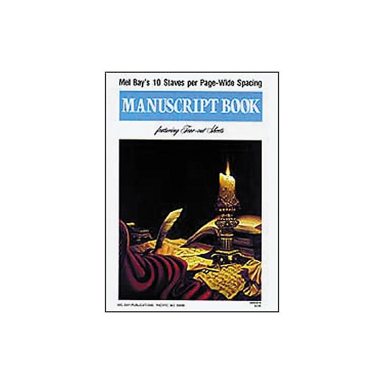 Mel BayManuscript Book