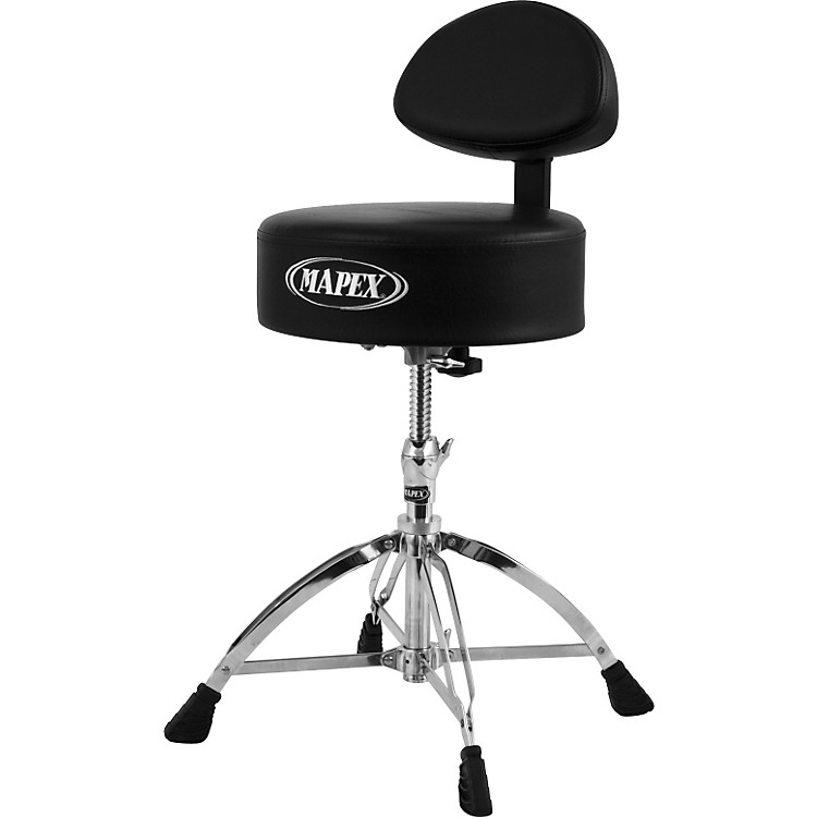 MapexMapex Four Legged Double Brace Throne With Adjustable Back Rest