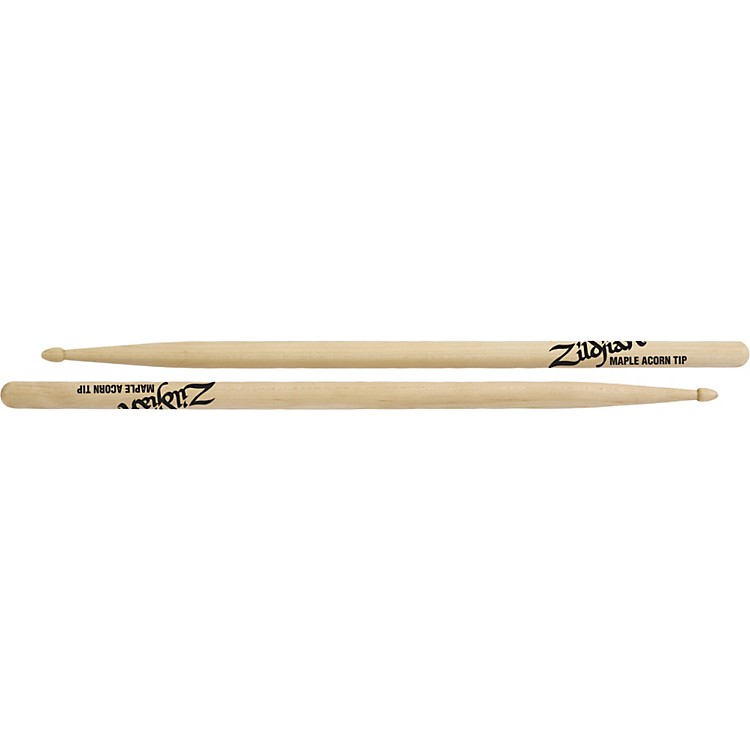 Zildjian Maple Acorn Wood Tip Drumsticks