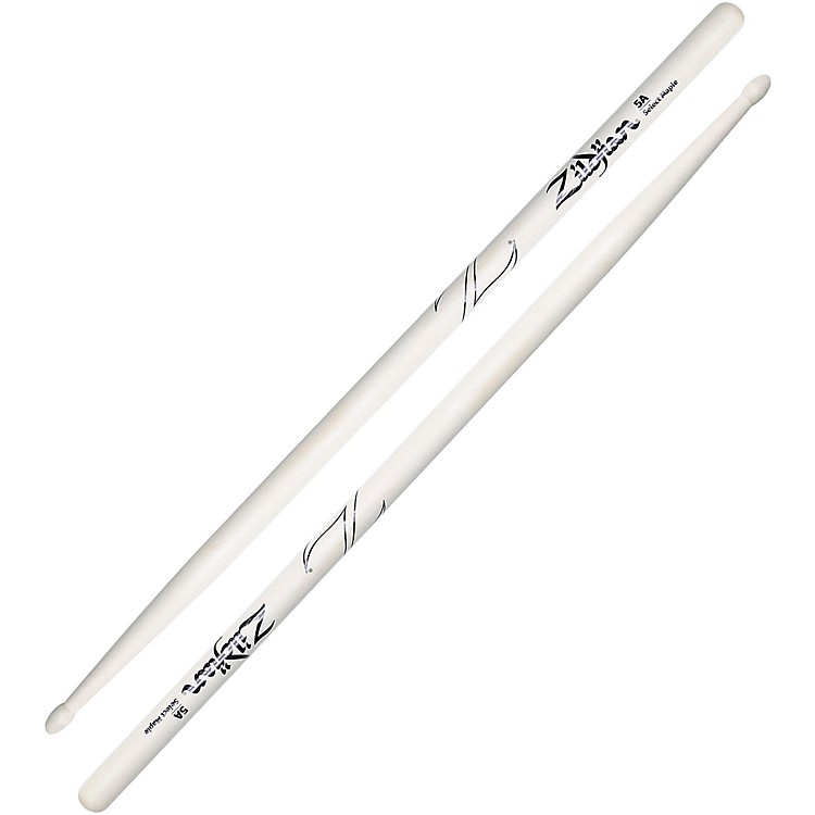 Zildjian Maple Drumsticks 5A Wood Tip