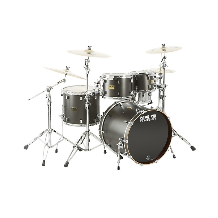 Pork Pie Maple/Rosewood 4-Piece Shell Pack Metallic Suede