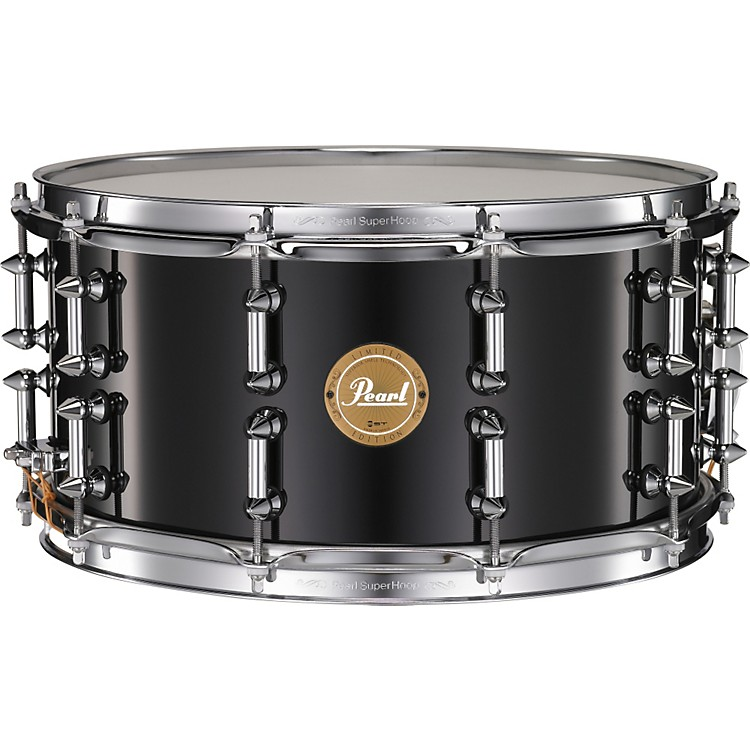 Pearl Maple Snare with Spike Tube Lugs