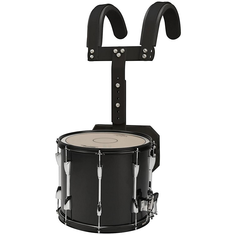 Sound Percussion LabsMarching Snare Drum with Carrier14 x 12Black