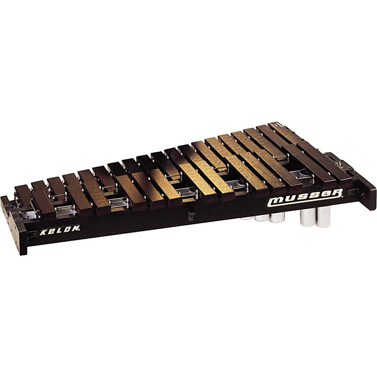 Musser Marching Xylophone without carrier and resonators