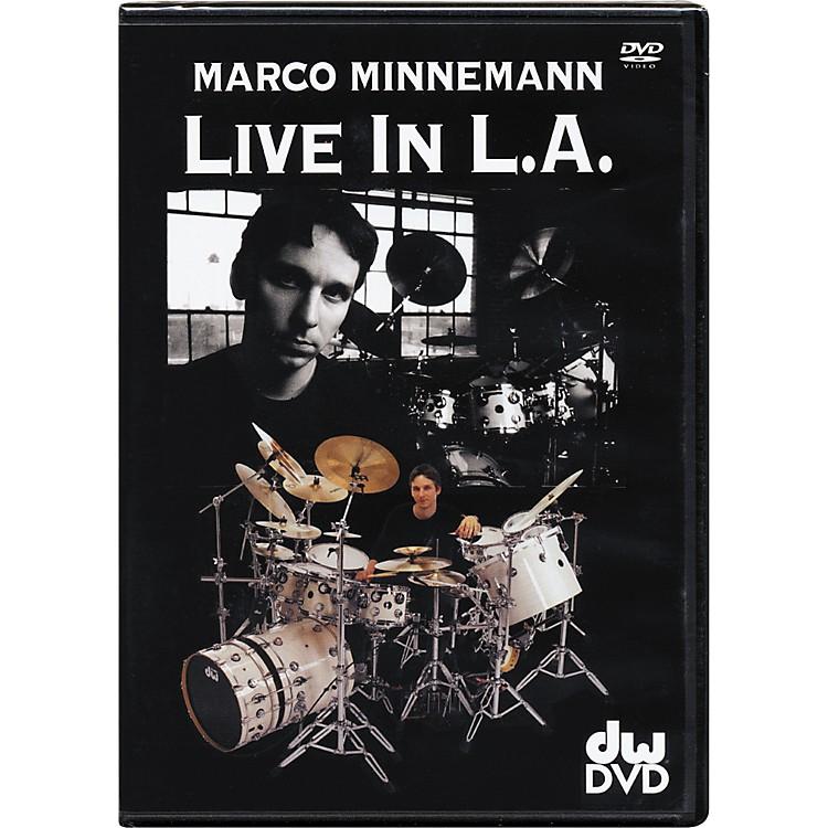 The Drum ChannelMarco Minneman: Live in L.A. DVD