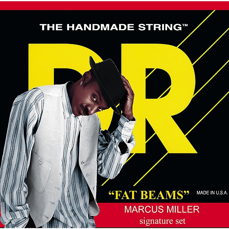 DR StringsMarcus Miller MM-40 Fat Beams Light 4-String Bass Strings