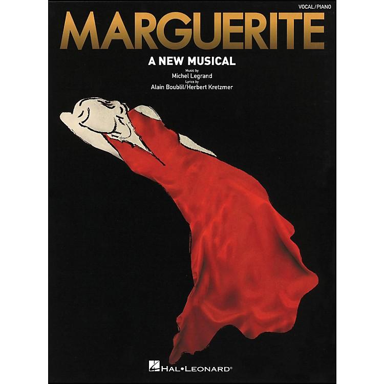 Hal LeonardMarguerite Arranged for Piano, Vocal, and Guitar (P/V/G)